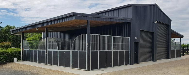 NZ Stables manufacturer